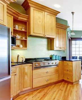 Furniture For Kitchen Cabinets | Kitchen Cabinets Bernies Custom Furniture